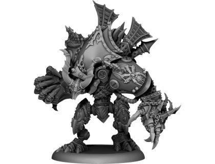 Deathjack Character Heavy Warjack (resin/metal) BOX